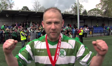 Strathroy Harps 2013 – Manager Reaction